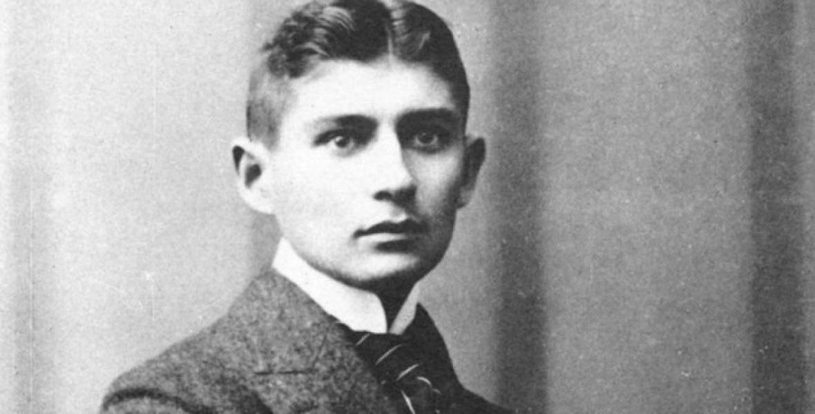 Franz Kafka Izraelben őrzött irodalmi hagyatékát már online böngészheted
