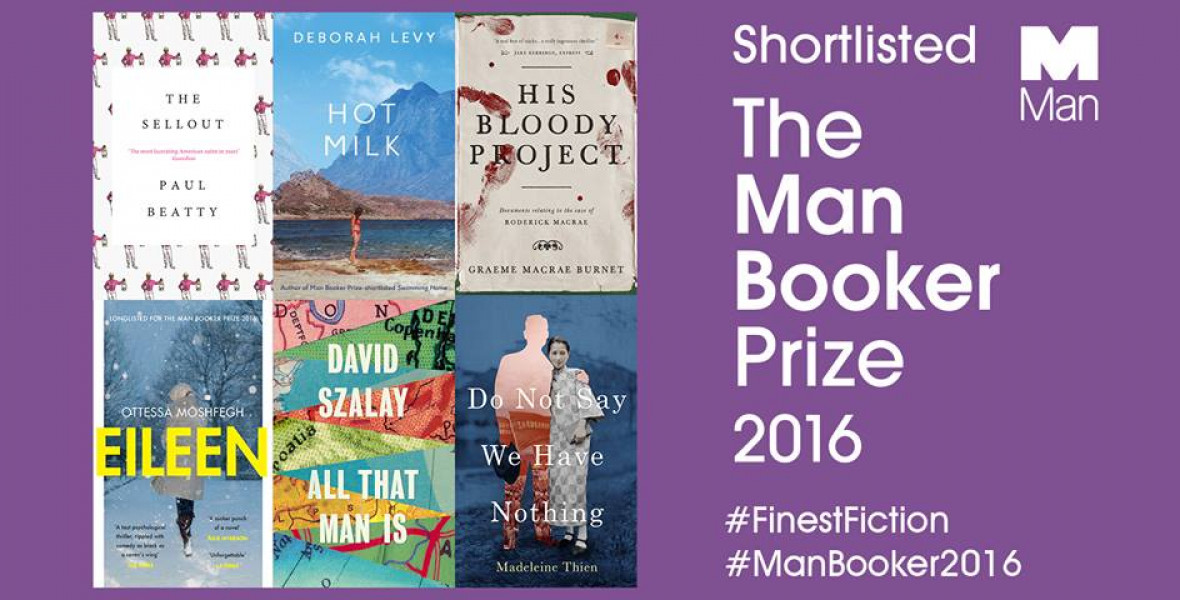David Szalay a Man Booker rövidlistáján