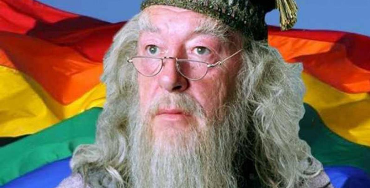 Vajon tényleg homoszexuális volt Albus Dumbledore?