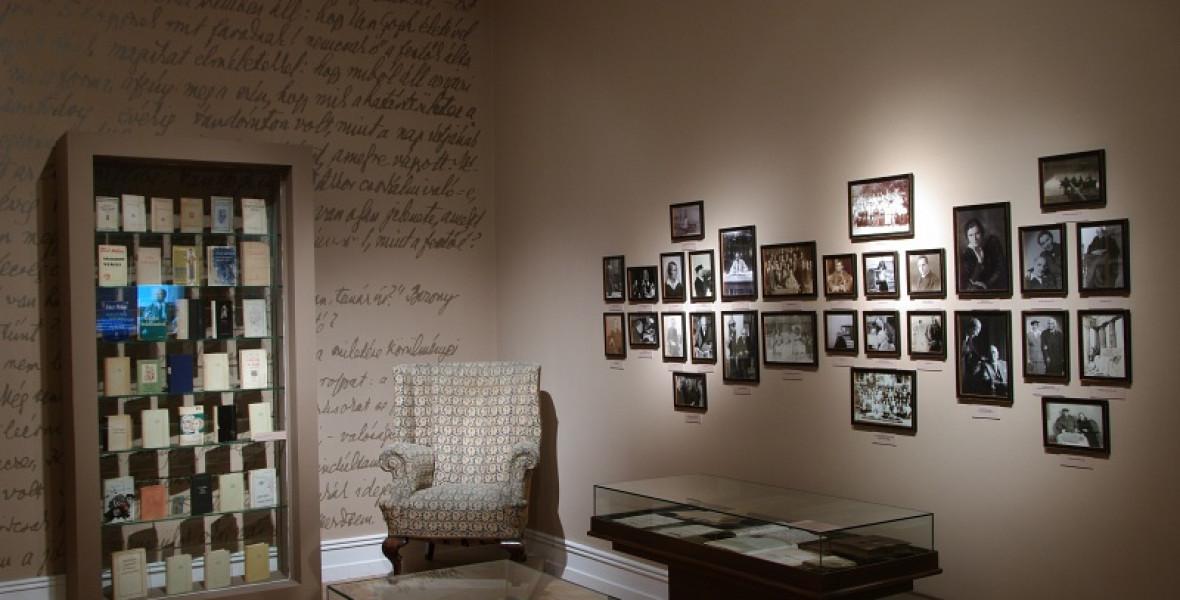 """""""A mester én vagyok"""": Füst Milán-kiállítás a PIM-ben"""