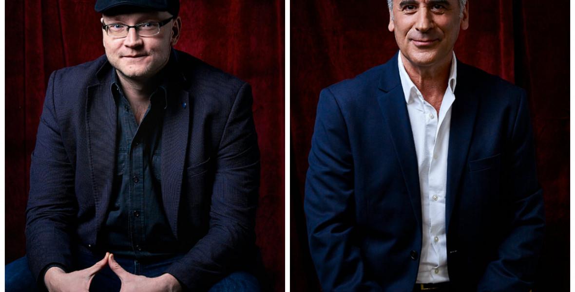 Jászberényi Sándor és Kepes András kapta a Libri-díjakat