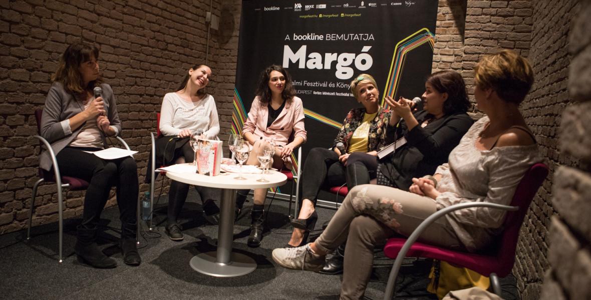 Feminizmus, Hofi, Durica Katarina, Dragomán - Ilyen volt a Margó harmadik napja!