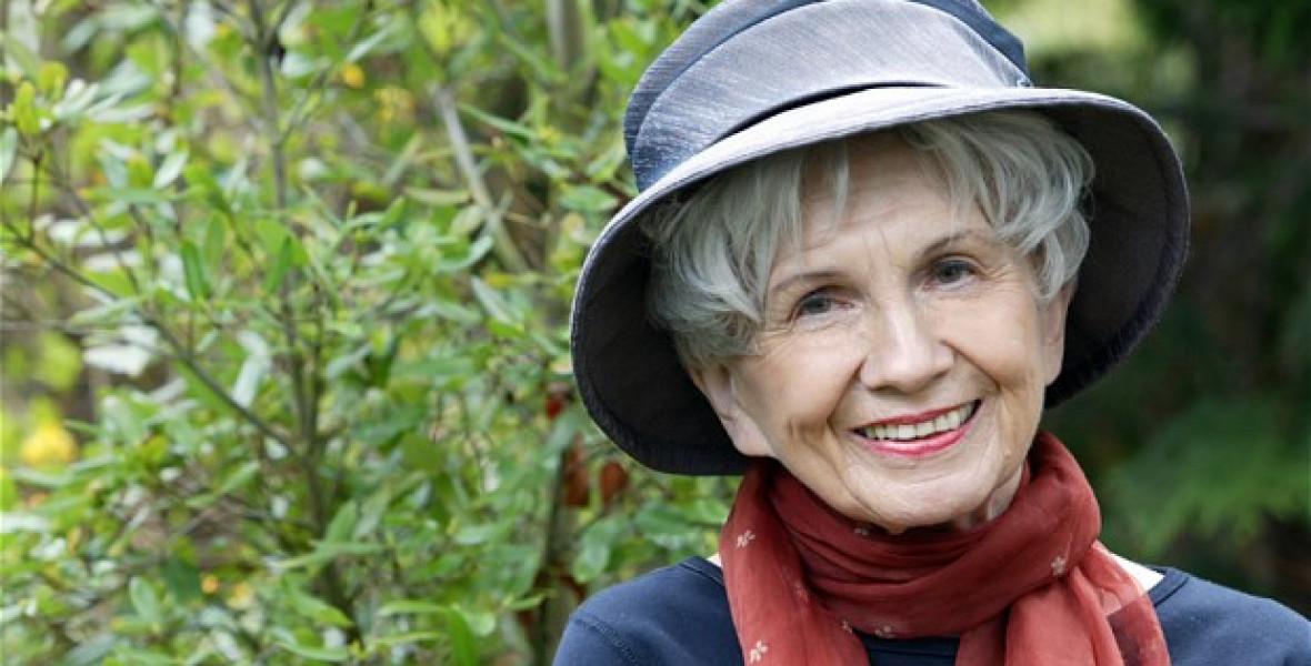 """""""Alice Munro minden novellája felér egy regénnyel"""""""