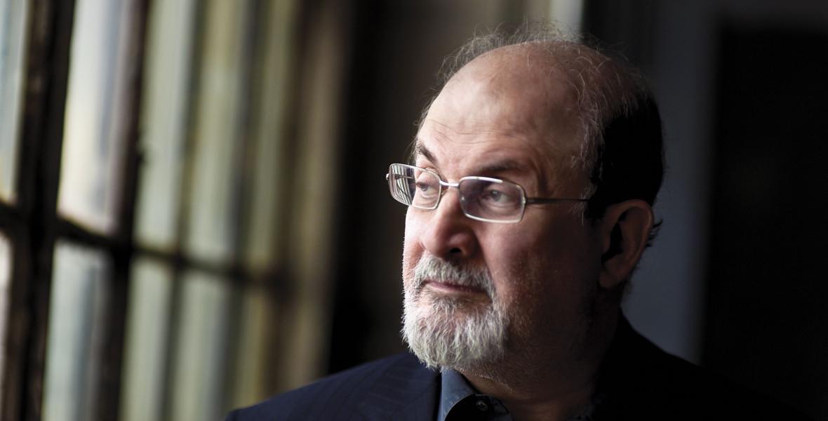 Az új Rushdie-regény Obama és Trump Amerikájáról fog szólni