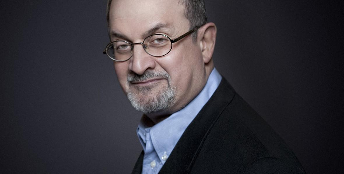 5 Rushdie-könyv, amit el kell olvasnod