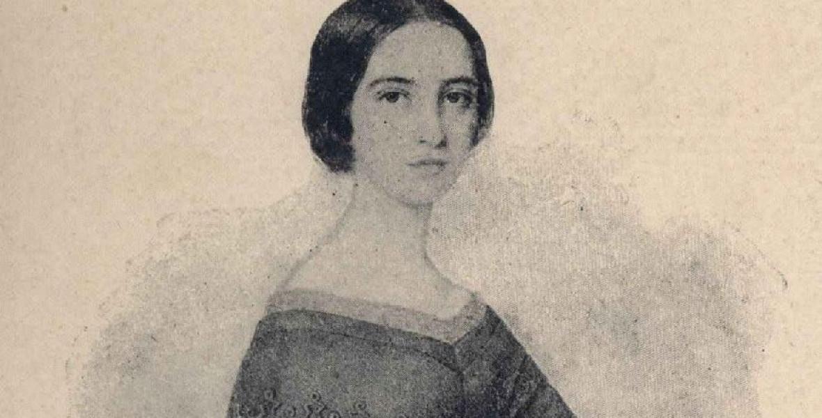 Szendrey Júlia írt hazafias verseket és részt vett a forradalom előkészítésében is