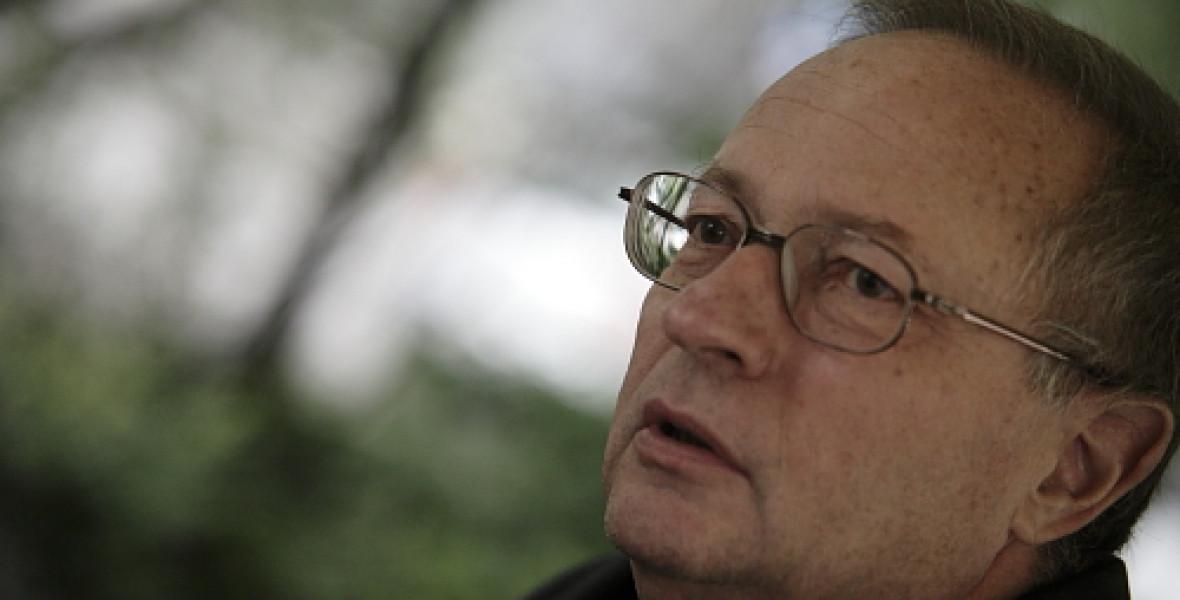 Spiró az Eötvös Collegium évei alatt érezte először otthon magát Budapesten