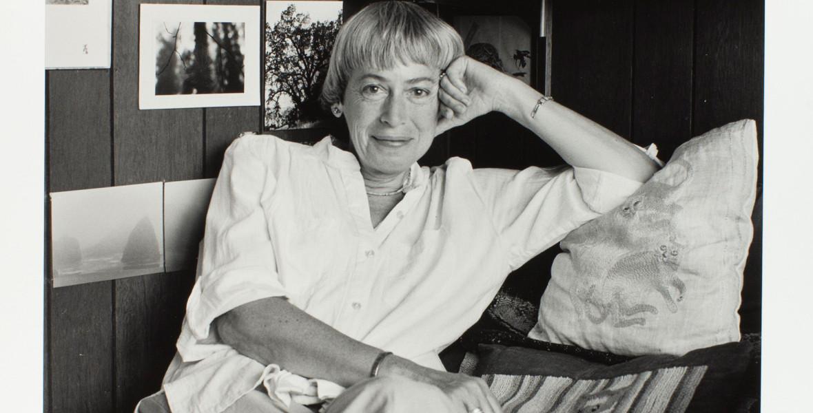 Ursula K. Le Guin sosem akart író lenni - csak írt