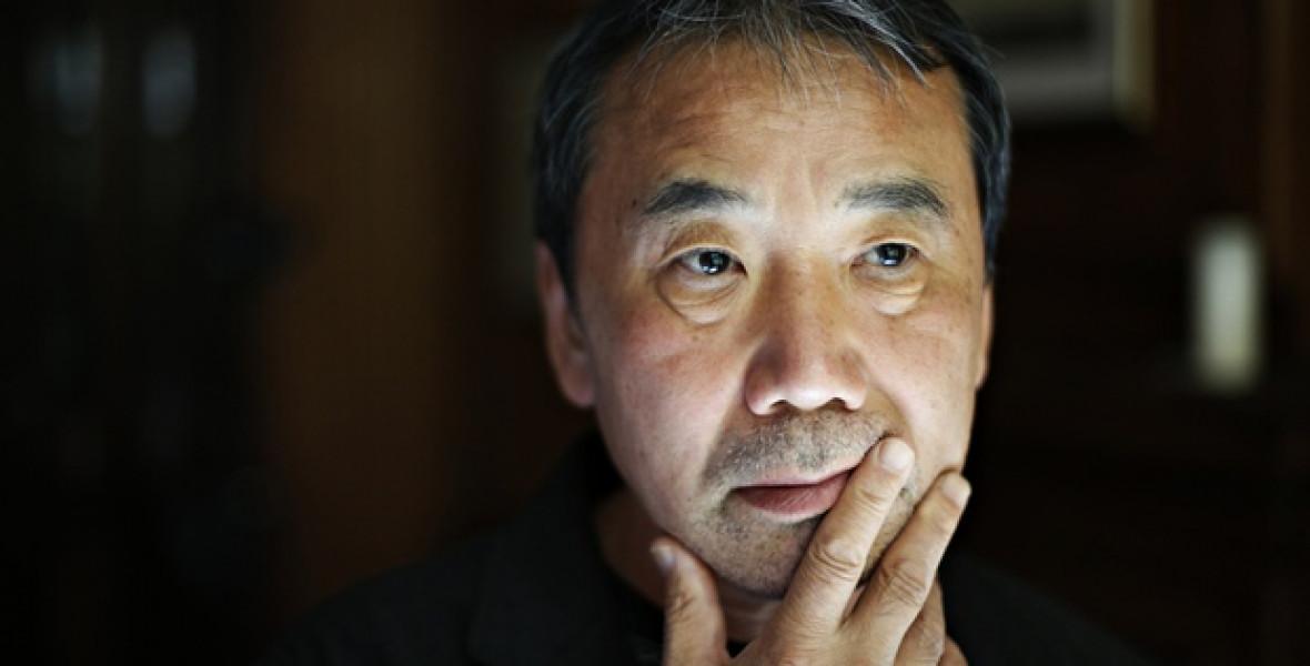 Murakami Haruki szilveszterkor élőben jelentkezik Kiotóból