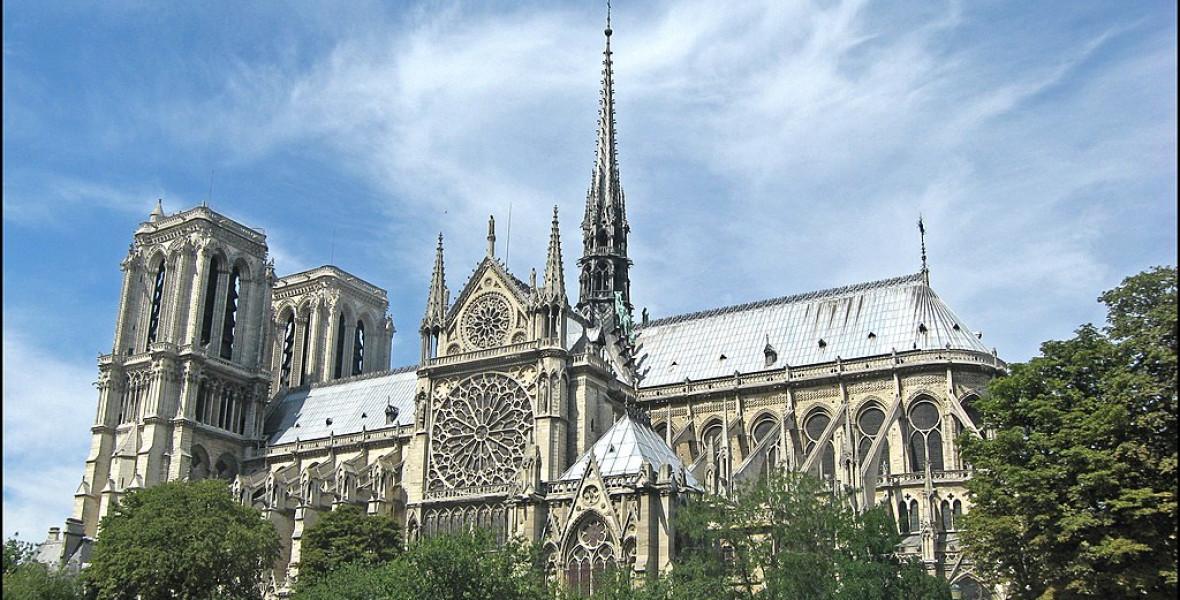 Írókat és költőket inspirált a Notre Dame
