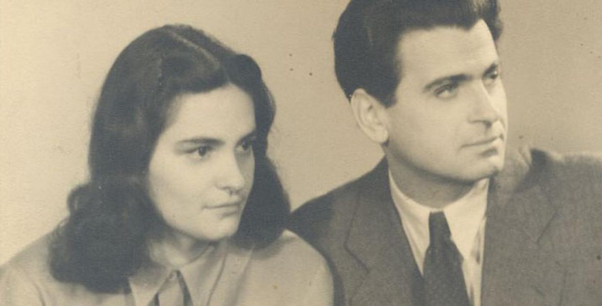 Polcz Alaine-ről és barátságuk történetéről mesél Ablonczy Anna